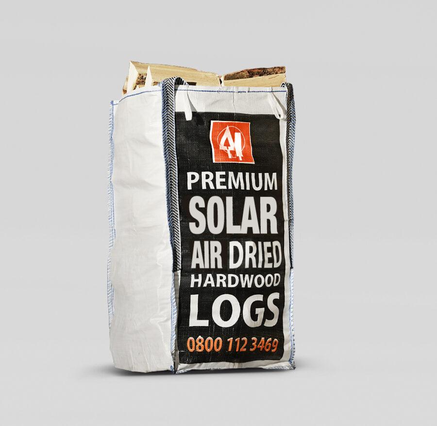 Solar Air Dried Hardwood Handy Sack