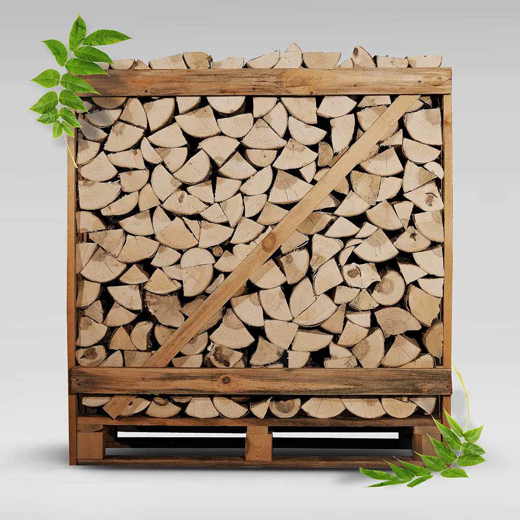 Kiln Dried Ash Firewood Logs