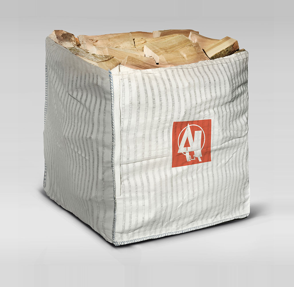 Air Dried Mixed Hardwood Logs - Large Sack